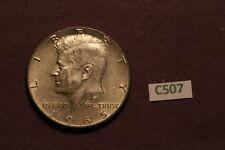 1965 50C - Kennedy Half Dollar - 40% Silver - C507