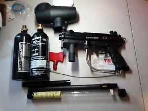 "TIPPMANN A5 - E Grip FA trigger Paintball Marker Gun Cyclone Hopper Stiffi 14"""