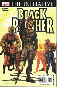 BLACK PANTHER #29 MARVEL ZOMBIES COVER SIGNED BY ARTHUR SUYDAM NM UNREAD COA