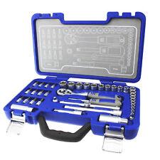 Michelin Steckschlüsselsatz MSS-40-1/4-3/8 40-teilig Werkzeugkoffer Werkzeugset