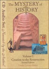 The Mystery of History Volume 1 by Linda Hobar 2010, Audio CD Homeschool Program