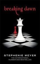 Breaking Dawn (Twilight Saga) di Stephenie Meyer,Nuovo Libro ,( in Brossura) e F
