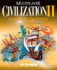 Civilization II: Multiplayer Gold Edition (PC, 1998)