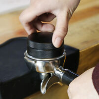 51/58mm Powder Distributor With Three Angled Slopes Coffee Leveler Tamper