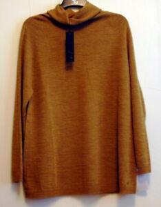 Replay Women's Knitwear Mustard Fashion Designer Sweater