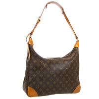 LOUIS VUITTON BOULOGNE 35 SHOULDER BAG A21304 PURSE MONOGRAM M51260 BN04194