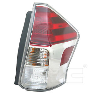 Tail Light Rear Lamp Right Passenger for 15-18 Toyota Prius-V
