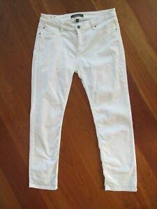 weiße 7/8 Jeans von Esprit, Gr. 29