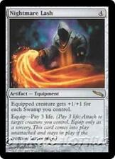 NIGHTMARE LASH Mirrodin MTG Artifact — Equipment RARE