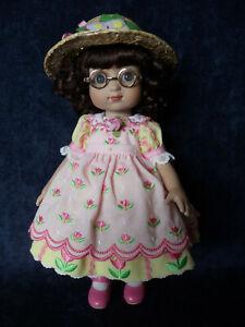 """Mary Engelbreit's ANN ESTELLE 10"""" Doll EASTER BONNET 2005 Tonner"""