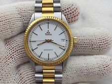 VINTAGE VETTA AUTOMATIC CAL.ETA 2824-2 MENS 35mm GOLD&S/S SERVICE JUST MADE