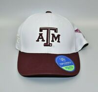 Texas A&M Aggies Top of the World Gig 'Em YOUTH Flex Fitted Cap Hat