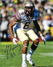 JALEN RAMSEY #2 REPRINT AUTOGRAPHED SIGNED PICTURE PHOTO FLORIDA STATE JAGUARS