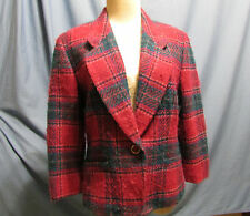 Pendleton Woolen Mills Tailored Ladies' Jacket Size Medium