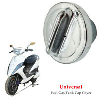 Universal Modified Motorcycle Bike Fuel Gas Tank Cap Cover Anti-theft