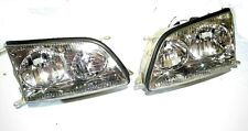 set Of OEM 98-00 Lexus LS400 driver and passenger light xenon head light