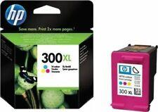 Original HP 300 XL Tintepatrone Farbe D1660 D2560 D2660 D5500 F2420 F4224 Envy