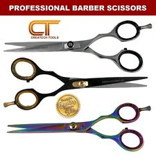 Professional High Quality CT Barber Hairdressing Hair Cutting Scissors Shears