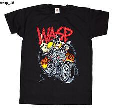 T-shirt Printed WASP