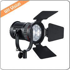 Nanguang 30W Wireless Control LED Fresnel Spotlight for Broadcoast Interview