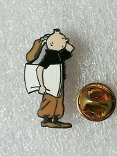 Pin's Pins Tintin et Milou bd Hergé comic strip corner 209