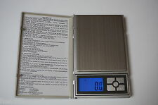 Digitalwaage NB-2000 Feinwaage 2000g / 0,1g Küchenwaage Münzwaage Kenex 2 kg