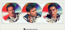 1997 Dynamic Rugby League Turn it up Pogs Team Sets-WEST MAGPIES(3)