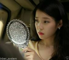 Elegance Decorative a Hand Mirror for Makeup Travel Pocket