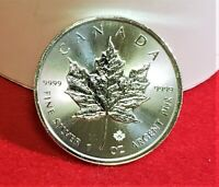 Maple Leaf 2016 Canadian .9999 Fine Silver