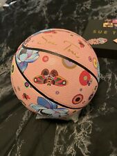 Sue Tsai Basketball Flower Bomb 2 Limited Edition Art LE 500 Pieces Worldwide