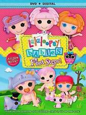 Lalaloopsy Babies: First Steps, DVD, Paige Stone, Hayley Stone, Calista Schmidt,