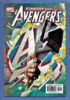 Avengers #63(478) STANDOFF pt 3 THOR vs IRON MAN DR. DOOM App 2003 MARVEL Comics