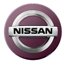 Genuine Nissan Note 2014 > Black Purple Centre Cap (KE409BPURP)
