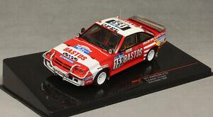 IXO Opel Manta 400 4th Paris Dakar Rally 1984 Colsoul & Lopes RAC242 1/43 NEW
