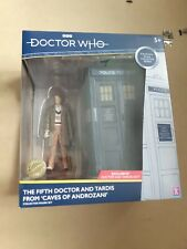 More details for dr doctor who 5th doctor with tardis caves of androzani new and sealed