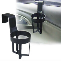 Universal Car Truck Drink Water Cup Bottle Can Holder Door Mount Stand Useful