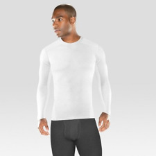 Champion C9 Mens Baselayer Lightweight Cotton Stretch Thermal Undershirt Sz. M