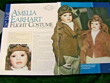 1299 SEWING PATTERN~UNCUT~MISSES SZ 14-22~COSTUME:AMELIA EARHART//COSPLAY//GOTHIC