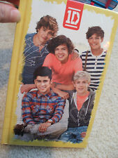 New One Direction 1D Guys Yellow Journal Henry Liam Niall Louis Zayn 60 Sheet