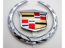 Cadillac CTS-V SEDAN 2009 2010 2011 2012 2013 Trunk WREATH & CREST Emblem!!