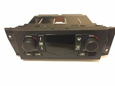 2002--2007 BUICK RENDEZVOUS , AC HEATER CLIMATE CONTROL ,OEM .