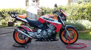 KYN para Honda CB 600 F7//F8//F9//FA//FB//FC Hornet 2007 2008 2009 2010 2011 2012 2013 motocicleta delantero trasero pastillas de freno org/ánico CB600 F CB600F