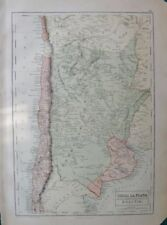 Antique South American Maps & Atlases Chile