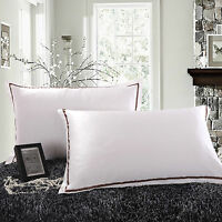 Single Jasmine Silk 100% 22 Momme Charmeuse Silk Pillowcase(CREAM) 75 cm x 50 cm