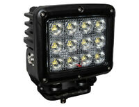 Buyers Products 1492226 Utility Truck 12,000 LUMENS Our Best Spreader Tractor Tow Truck Snow Plow Ultra Bright 12 LED LED Flood Light Wrecker