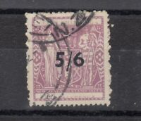 New Zealand 1940 5s 6d On 5s 6d Arms Shift SGF188 J5531