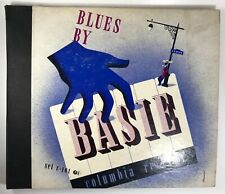 "Count Basie Blues By Basie 10""/78 rpm 4-Disc Book-Set Columbia C-101 VG+"