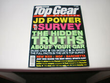 TOP GEAR   MAGAZINE  NUMBER 56  MAY 1998