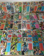 Lot of 28 Who's Who 1 2 3 4 5 6 7 8 9 10 11 12 13 14 18 20 22 23 26 + Comic lot