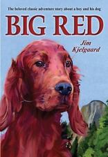 Big Red by Kjelgaard, Jim